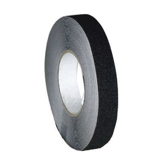 Black Anti-Slip Self-Adhesive Tape 100mm x 18.3m 31771