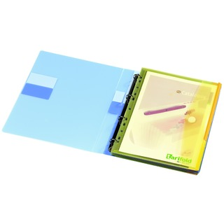 A4 Punched Envelope Wallets (12 Pack) TAE5