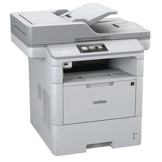 Mono Multifunction Laser Printer MFC-L6800DW Grey MFC-L6800DW