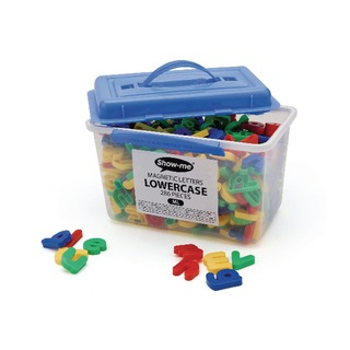 Me Magnetic Lower Case Letters (286 Pack) ML