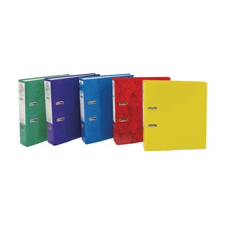 Concord IXL 70mm Assorted A4 Lever Arch File (10 Pack) 162299