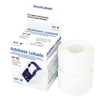 28x89mm White Address Label (260 Pack) SLP2RL