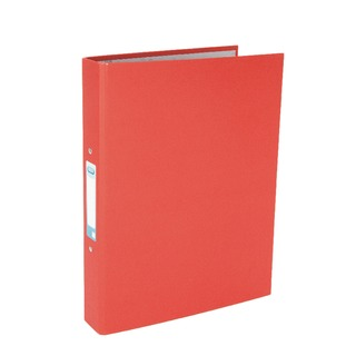 A4 Red 25mm Paper Over Board Ring Binder (10 Pack) 400033497