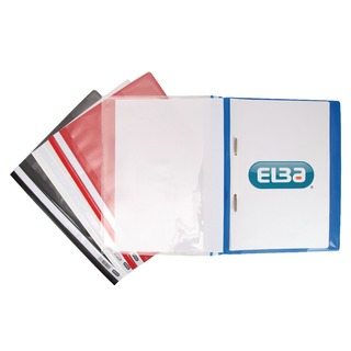 A4 Assorted Pocket Report File (25 Pack) 40005504