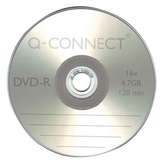 DVD-R Slimline Jewel Case 4.7GB