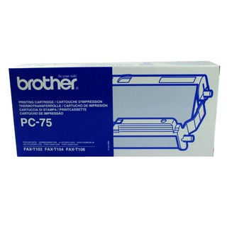 Thermal Transfer Black Ribbon Ink Film PC75