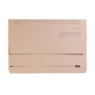 StrongLine Foolscap Document Wallet Buff (25 Pack) 400053