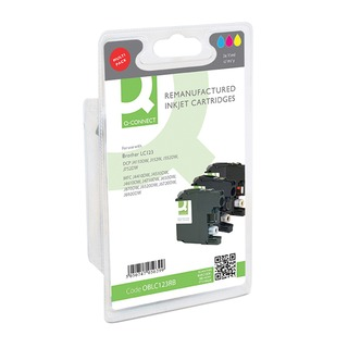Brother LC123 Ink Cartridges Multi-Pack LC123RBWBP-COMP