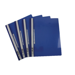 Blue Clear View A4 Folder (25 Pack) 2580/0