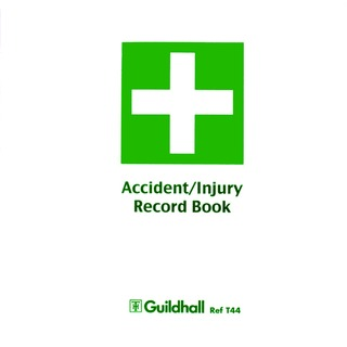 Accident Book (5 Pack) T