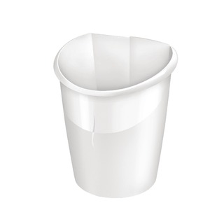 Ellypse Xtra Strong Waste Tub 15 Litre Arctic White 1003200021