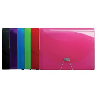 Expanding Files Assorted (6 Pack) 58770E