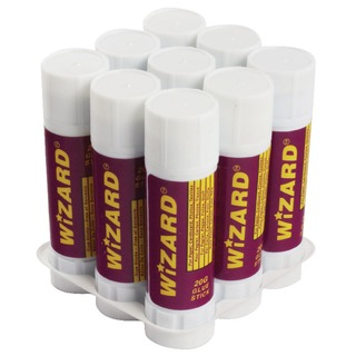 Medium Glue Sticks 20g (9 Pack)