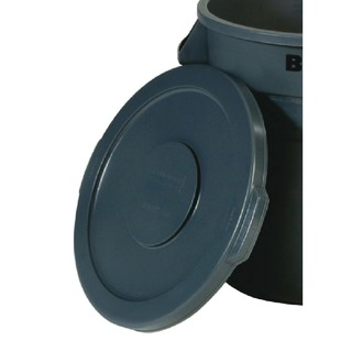 Black Heavy Duty Container Lid 382206