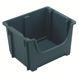 Dark Grey Picking Containers 50 Litre (3 Pack) 38259