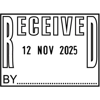 P700 Date Stamp Received P700REC
