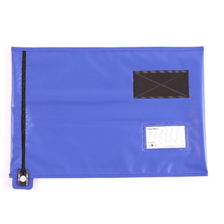 Secure Lightweight Security A3 Pouch Blue CVF