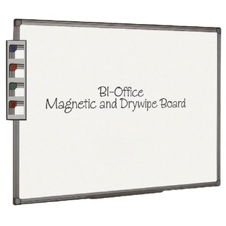Aluminium Finish 2400x1200mm Magnetic Board MB140618