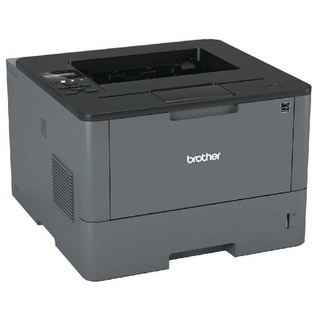 HL-L5200DW Grey Mono Laser Printer