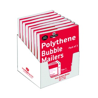 lythene Size 3 Bubble Mailer (13 Pack) 101-3490