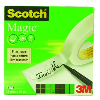 Magic Tape 19mmx66m 81019