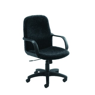 Manager Star Leg Charcoal Chair