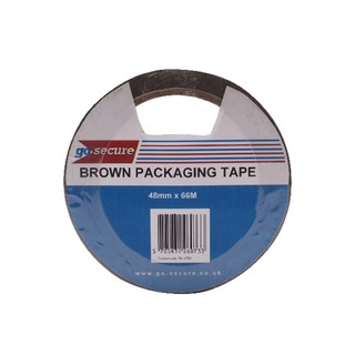 Secure Packaging Tape 50mmx66m (6 Pack)