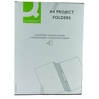 Blue A4 Project Folder (25 Pack)