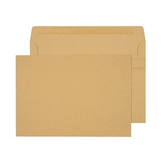 C5 Envelope 90gsm Self Seal Manilla (500 Pack) X1074/0