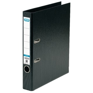 A4 Black 50mm Plastic Lever Arch File 1451-
