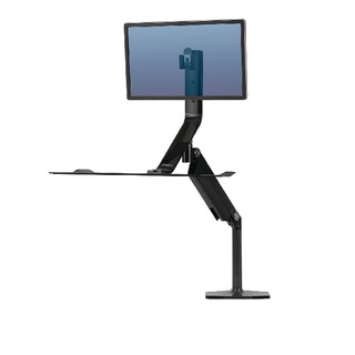 Extend Sit Stand Workstation Featuring Humanscale Technology Single 970