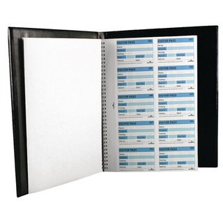 Visitors Book For 300 Inserts 1465/