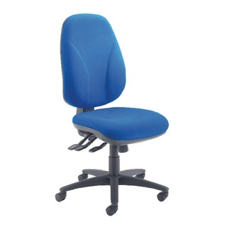 Concept High Back Maxi Tilt Operator Blue Chair
