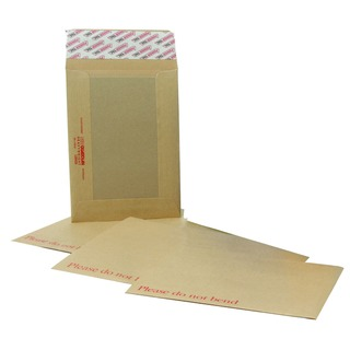 Board Back C4 Envelope 130gsm Manilla Peel and Seal (125 Pack)