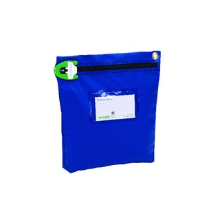 High Security Pouch 267x267x50mm Blue CCB1_T2SEAL