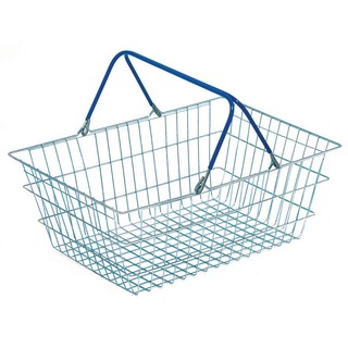 Wire Shopping Baskets (5 Pack) 190100