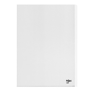 Clear Nyrex 80 Conference Folders A4 (25 Pack)