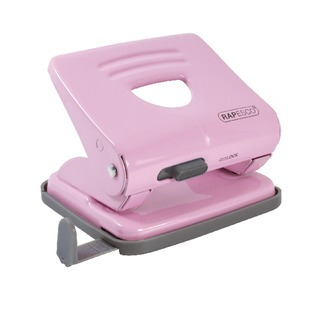 825 Candy Pink 2 Hole Metal Punch 135