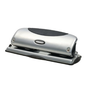 Precision P425 4 Hole Punch Black and Silver 25 Sheet 2100753