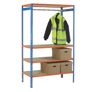 900mm Extra Pole for Garment Hanging Rail 379613