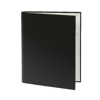 Black 30mm 2 Ring Binder 222/0000Z