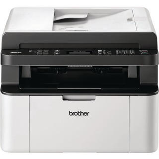 MFC-1910W Mono Laser All-in-One Printer With Fax Wireless White MFC1910WZU1