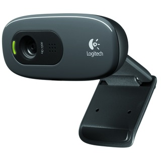 Black C270 High Definition Webcam 960-00058
