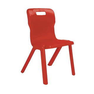 1 Piece 380mm Red Chair (10 Pack)