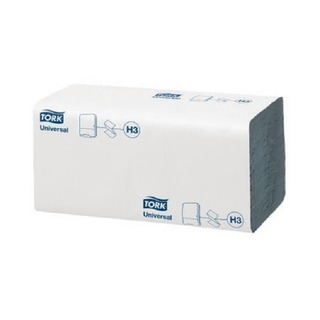 Blue Universal Singlefold Hand Towel for H3 System 200 Sheets (20 Pack) 2901