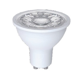 4.5W SMD GU10 440LM Glass LED Lamp FFSMD5WW