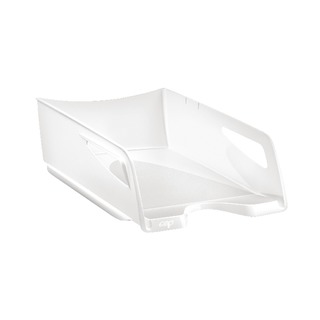 Maxi Gloss Letter Tray Arctic White 100220002
