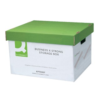 W327 x D387 x H250mm Extra Strong Business Storage Box (10 Pack)