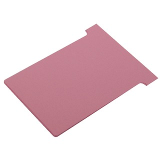 Size 3 Pink T-Card (100 Pack) 32