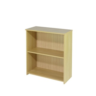 Ferrera Oak 800mm Bookcase